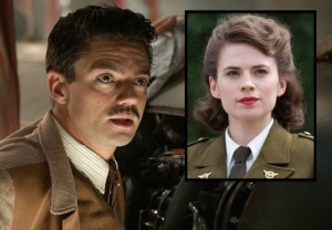 Agent Carter Dominic Cooper