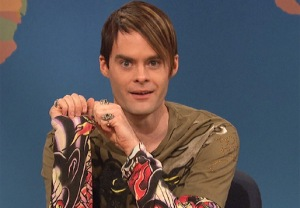 Bill Hader SNL Host