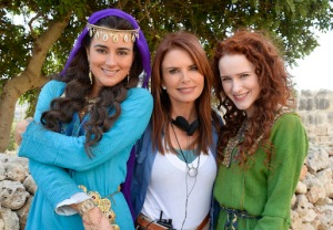 Dovekeepers Miniseries Premiere Date