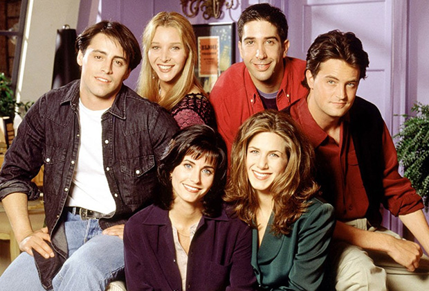 Friends Season 1 Cast Photo