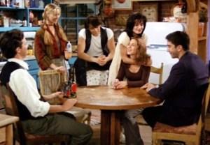 Friends Series Premiere 1994