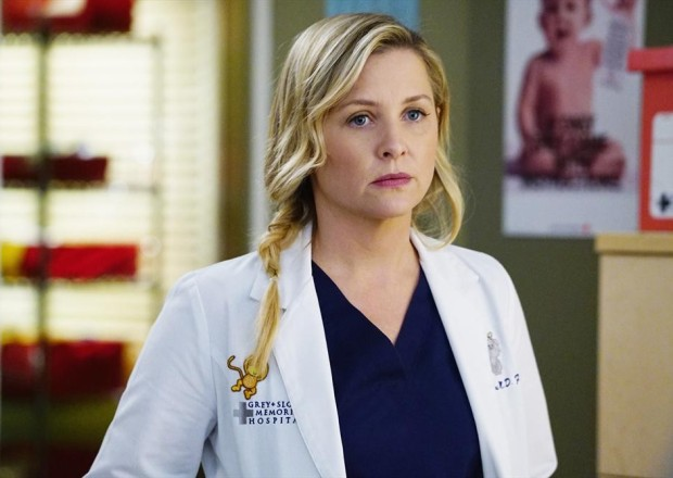 Jessica Capshaw Grey's Anatomy Season 13