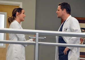 Grey's Anatomy Jo Alex