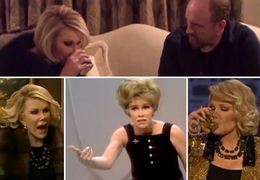 Joan Rivers Career Moments
