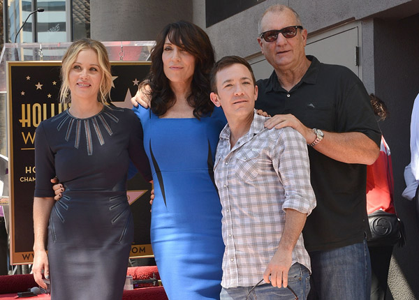 Married With Children Cast