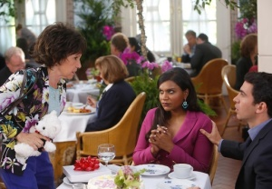 The Mindy Project Season 3 Preview Rhea Perlman