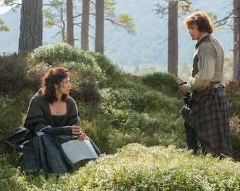 Outlander Season 1 Recap