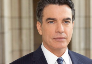 Peter Gallagher Law & Order SVU