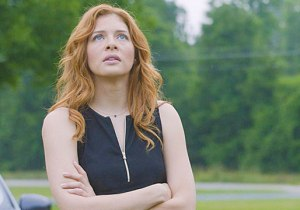 Rachelle Lefevre on Under the Dome
