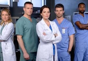 Saving Hope Season 3