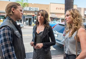 Sons of Anarchy Premiere Ratings