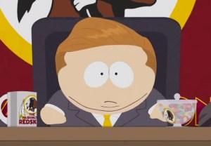 South Park Redskins