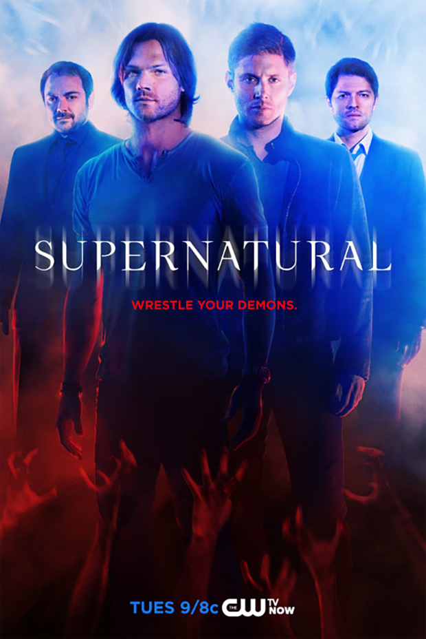 Supernatural Season 10 Poster
