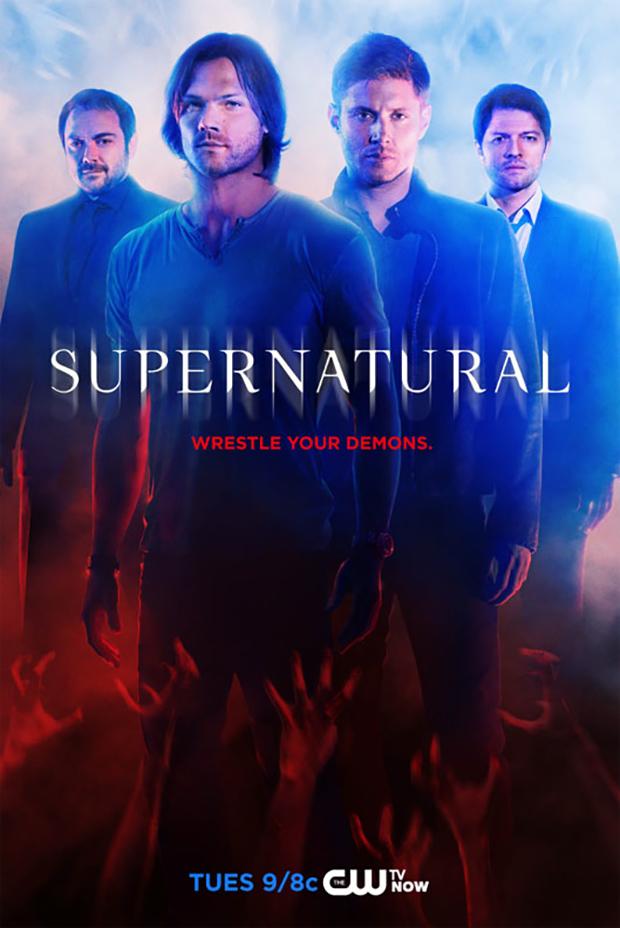 Supernatural Season 10 Poster