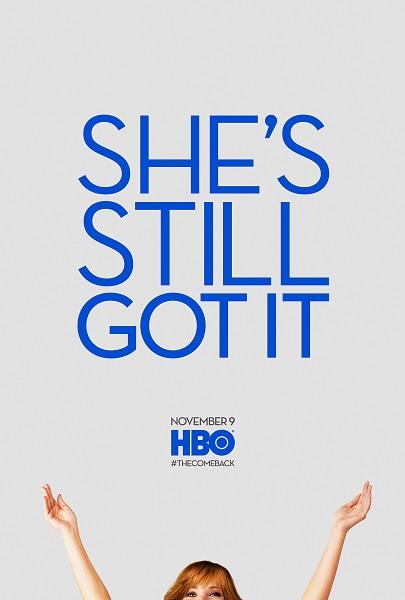 The Comeback Season 2 Poster