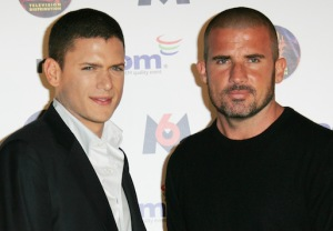 Dominic Purcell Wentworth Miller