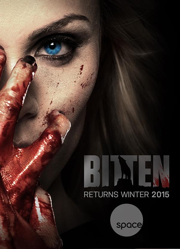 Bitten Season 2 Poster