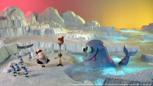 Elf Christmas Jim Parsons