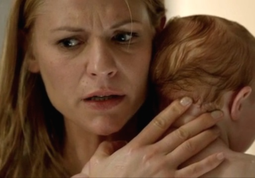 Homeland Carrie Drowns Baby