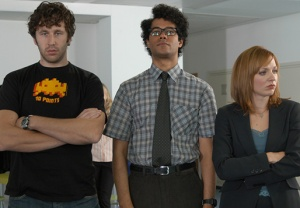 IT Crowd Bill Lawrence
