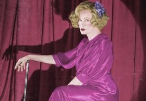 Jessica Lange Freak Show