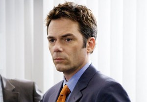 Billy Burke on Major Crimes