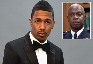 Nick Cannon Brooklyn Nine-Nine
