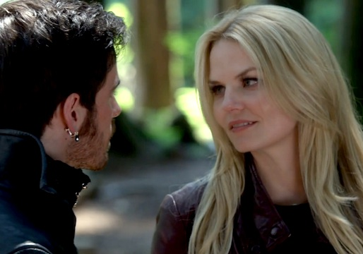 Once Upon a Time Hook Emma