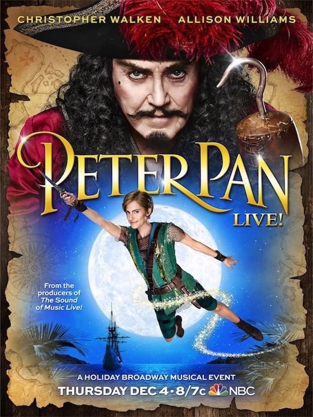 Peter Pan Live! - Season 2014