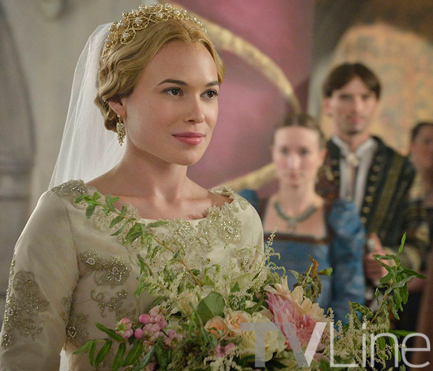 Reign Wedding