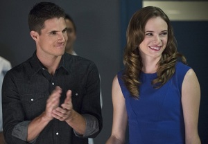 The Flash Season 1 Spoilers Robbie Amell