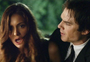 Damon Elena Vampire Diaries
