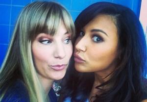 Glee Brittany Santana Wedding
