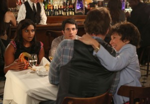 The Mindy Project Season 3 Preview Video Annette Dates Morgan