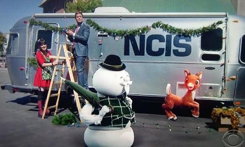 NCIS Rudolph