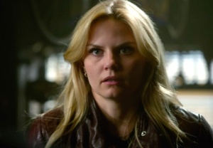 Once Upon a Time Emma Trapped By Snow Queen