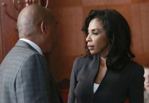 Scandal Season 4 Maya Returns