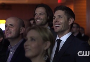 Supernatural Episode 200 Party Video