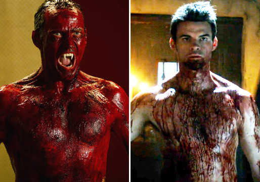 True Blood The Originals