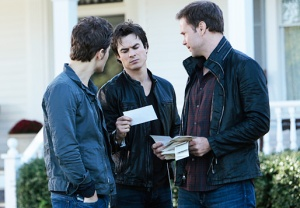 Vampire Diaries Thanksgiving