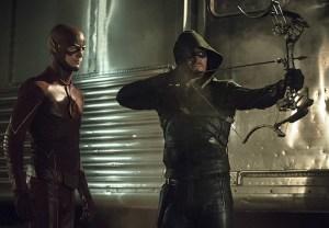 Arrow Recap Diggle Engaged
