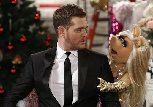 Michael Buble's Christmas in New York - Season 2014