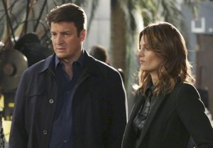 Castle Beckett Moves Out