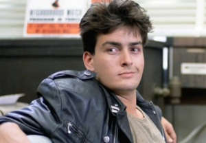 Charlie Sheen The Goldbergs