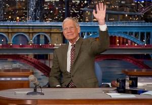 David Letterman Primetime Special
