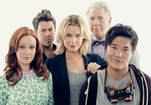 The Librarians Renewed Season 2