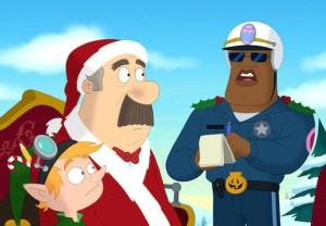 How Murray Saved Christmas NBC