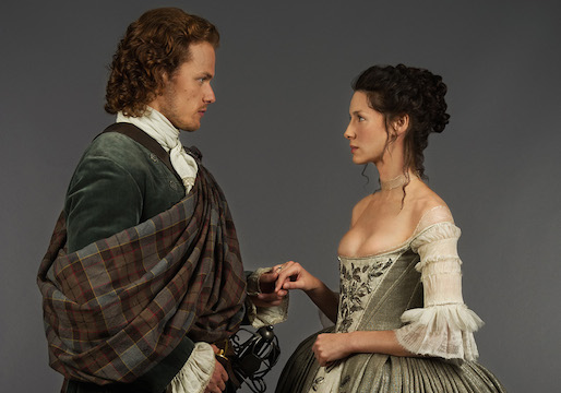 Outlander Season 2 Cast Brianna Roger