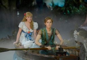 Peter Pan Live! Preview NBC