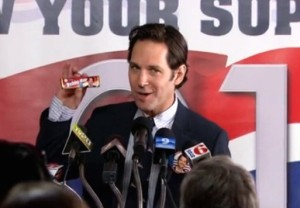 Paul Rudd Parks and Recreation Season 7 Cast